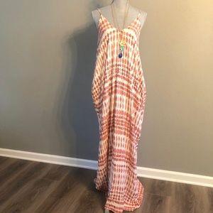 Love Stitch Maxi Dress Medium